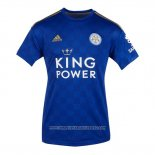 Maglia Leicester City Home 2019 2020