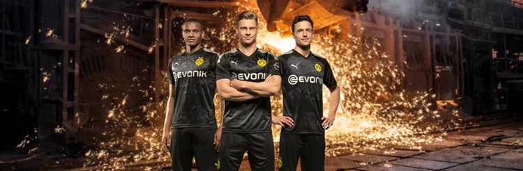 maglia Borussia Dortmund poco prezzo 2020 2021