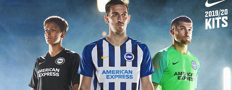 maglia Brighton & Hove Albion poco prezzo 2019 2020