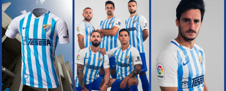 maglia Malaga poco prezzo 2019 2020