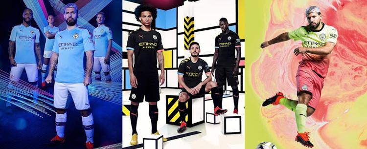 maglia Manchester City poco prezzo 2020 2021