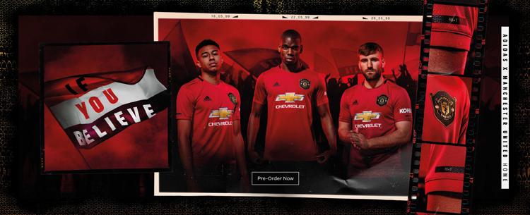 maglia Manchester United poco prezzo 2020 2021
