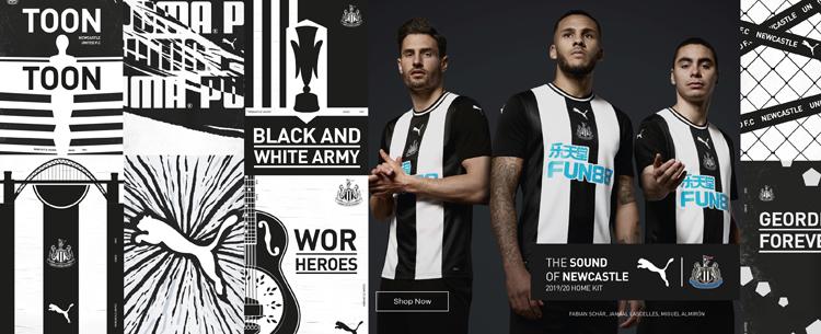 maglia Newcastle United poco prezzo 2020 2021