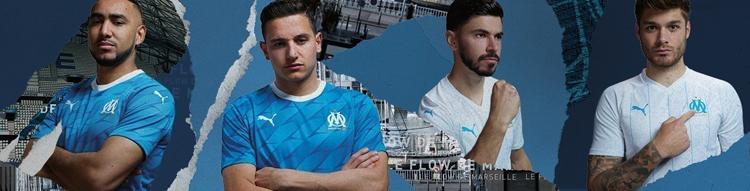maglia Olympique Marsiglia poco prezzo 2020 2021