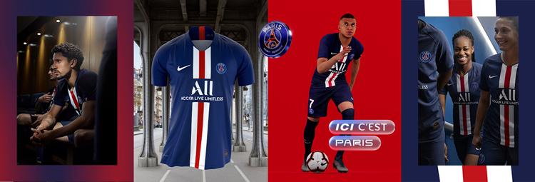 maglia Paris Saint-Germain poco prezzo 2019 2020