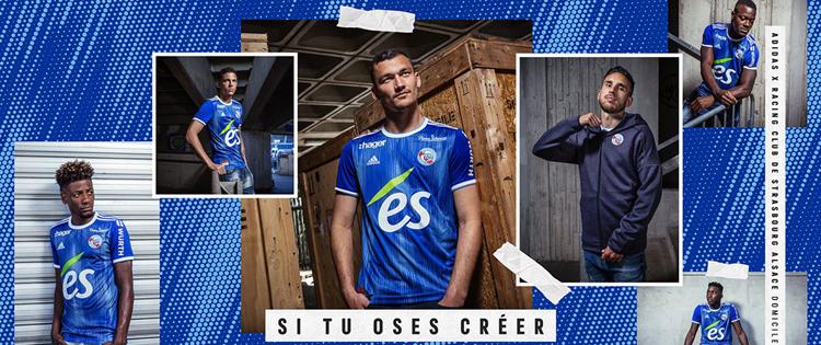maglia Strasbourg poco prezzo 2019 2020