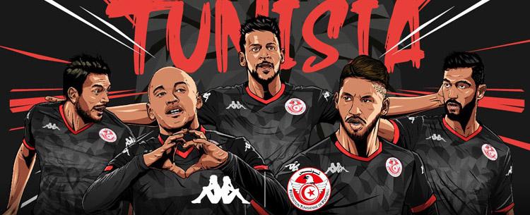 maglia Tunez poco prezzo 2020 2021