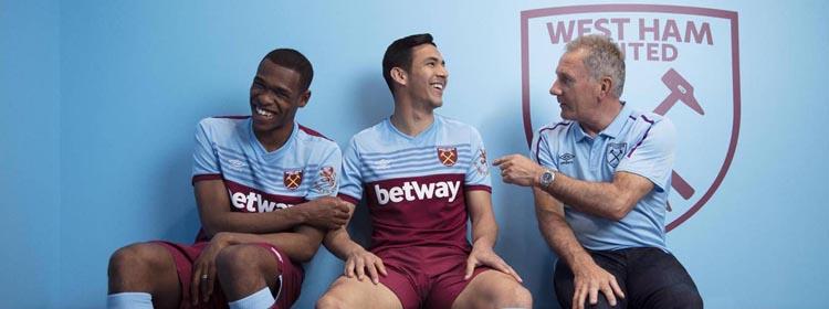 vendita maglie calcio West Ham 2020 2021